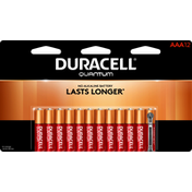 Duracell Battery, AAA, 12 Pack
