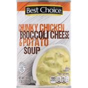 Best Choice Soup, Chunky Chicken Broccoli Cheese & Potato