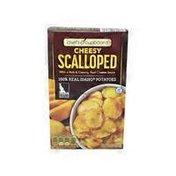 Chef's Cupboard Cheesy Scalloped Potatoes