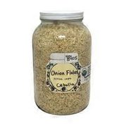 Frontier Organic Onion Flakes