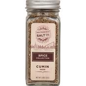 San Francisco Salt Company Cumin Seed, Spice Collection