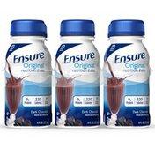 Ensure Nutrition Shake Dark Chocolate