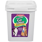 Stater Bros. Markets Scoopable Cat Litter Fresh Scent