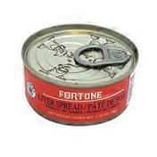 Fortune Cured Pork Liver Spread