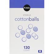 Publix Cotton Balls, Sterile