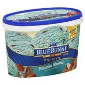 Blue Bunny Ice Cream, Pistachio Almond