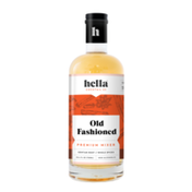 Hella Cocktail Co Old Fashioned Premium Cocktail Mix