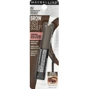 Maybelline Gel Brow Mascara, Medium Brown 257