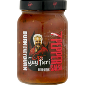 Guy Fieri 7 Pepper Salsa Burn Baby Burn