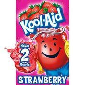 Kool-Aid Unsweetened Strawberry Artificially Flavored Powdered Soft Drink Mix