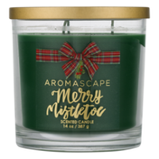 Aromascape Scented Candle Merry Mistletoe
