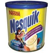 Nestle Nesquik Vanilla Flavored Powder
