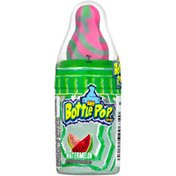 Baby Bottle Pop Original Candy Lollipops with Dipping Powder, Assorted Flavors, 1.1oz pop