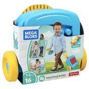Mega Bloks Toy, Take-Along Builder