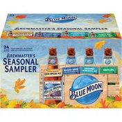 Blue Moon Brewmaster's Seasonal Sampler Beer