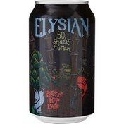 Elysian 50 Shades Of Green Beer Can