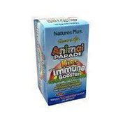 Nature's Plus Kids Immune Booster Antioxidant Supplement, Tropical Berry