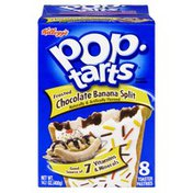 Pop-Tarts Toaster Pastries, Chocolate Banana Split
