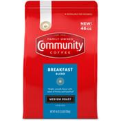 Community Coffee Breakfast Blend Ground Coffee