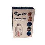 Ear Popper Ear Pressure Release Device