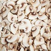 Organic Sliced White Mushroom