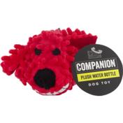 Companion Dog Toy Plush Water Bottle
