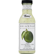 Brianna's Dressing Creamy Cilantro Lime