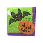 Creative Converting Halloween Chums Lunch Napkins