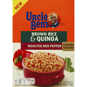 Uncle Ben's Brown Rice & Quinoa, Roasted Red Pepper