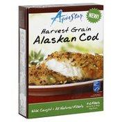 Aqua Star Alaskan Cod, Harvest Grain, Fillets