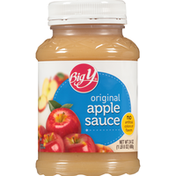 Big Y Original Apple Sauce