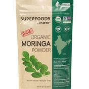 Super Foods Moringa, Organic, Raw, Powder