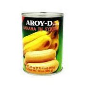 Aroy-D Banana In Syrup