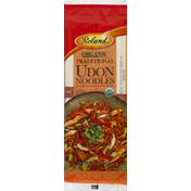 Roland Foods Udon Noodles, Organic, Traditional
