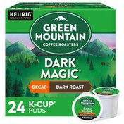 Green Mountain Coffee Roasters Dark Magic Decaf K-Cup Pods