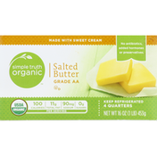Simple Truth Organic Butter, Salted