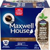 Maxwell House 100% Colombian Medium Roast Coffee Pods