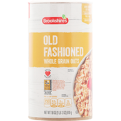 Brookshire's Oats, Whole Grain, Old Fashioned