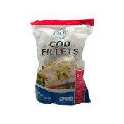Blue Sea Cod Fillet
