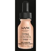 NYX Professional Makeup Drop Foundation, Light TCPDF05