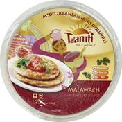 Ta'amti Bread, Pan Phyllo, Malawach