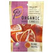 Go Organic Hard Candies, Organic, Blood Orange