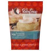 Ruby Snap Cookies, Bake-At-Home, Mia, Vanilla Bean Sugar Cookie