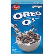 Post Oreo O's Post Oreo O's Cereal