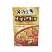 Centrella High Fiber Cinnamon Oatmeal