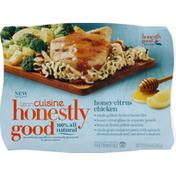 Lean Cuisine Chicken, Honey Citrus