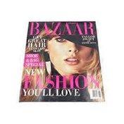 One Source Magazines Harpers Bazaar Magazine