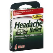 Lil Drug Store Headache Relief, Extra Strength, Tablets