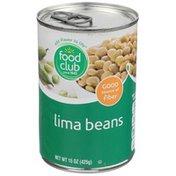 Food Club Lima Beans