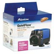 Aqueon Quiet Flow Submersible Utility Pump Multi - Use Pump